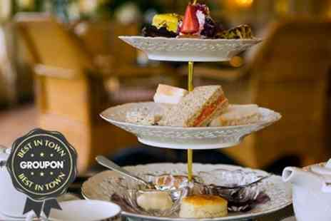 theclub and spa at Cadbury House - Afternoon Tea Plus Sparkling Wine - Save 53%