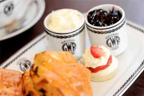Centenary Lounge - Afternoon Tea With a Twist For Two - Save 53%