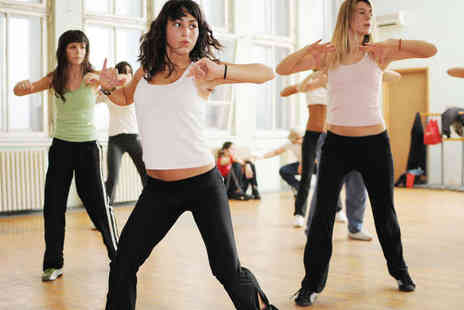 Zumba Fitness London - 20 Zumba Classes - Save 94%