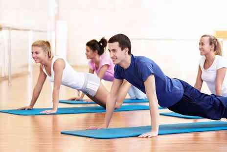 The Bankside Health Club - Five Fitness Class Passes with Access to Sauna and Steam Room - Save 58%