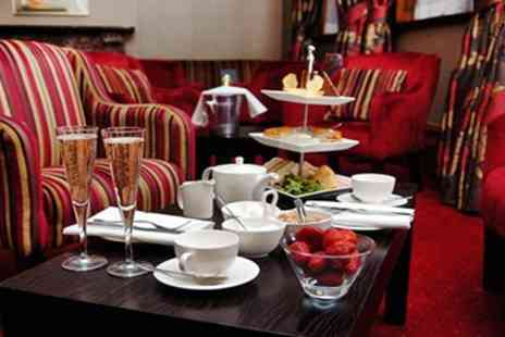 Cathedral Quarter Hotel - Michelin Listed Afternoon Tea & Bubbly for 2 - Save 39%