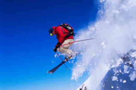 Ski Rossendale - One Hour Beginners Ski Lessons for Adults and Children - Save 50%