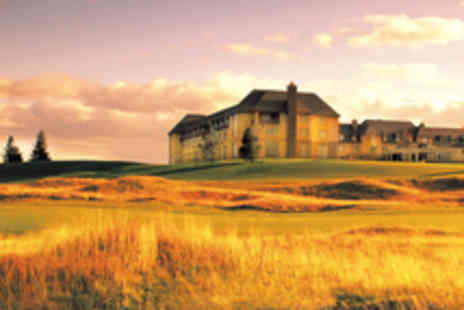 Fairmont St Andrews - Overnight stay at 5 Star St Andrews Getaway for Two - Save 50%