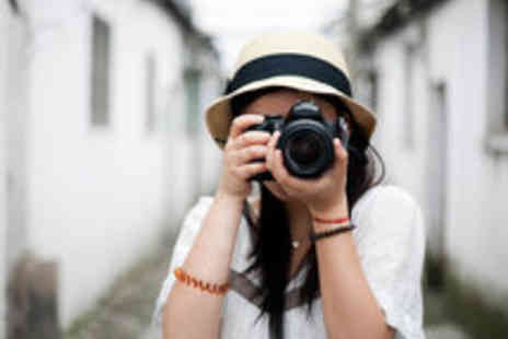 Manchester School Of Photography - Three Digital Photography Courses - Save 68%