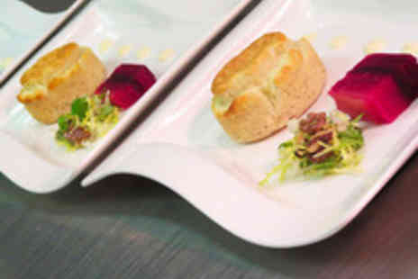 Plumed Horse - Eight Course Tasting Menu for Two with Champagne - Save 39%