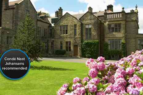 Dunsley Hall Country - One night stay for two - Save 50%