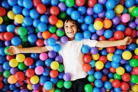 Play shack - Soft Play Ten Entry Passes - Save 76%