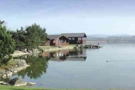 Pine Lake Resort - Three Lakeside Nights For Up to Six With Champagne and Chocolates - Save 64%