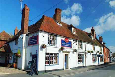 The White Horse Inn - In Canterbury Two Night 4star Stay For Two - Save 51%