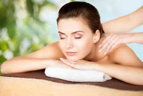 Vibro-Suite - Facial Plus Massage For One - Save 50%