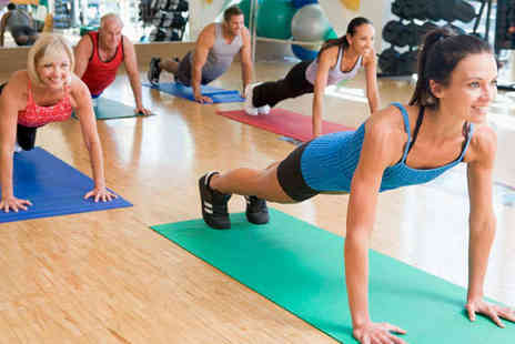 Evolution Leisure - Ten Gym Passes Including Access to Sauna and Variety of Classes - Save 94%