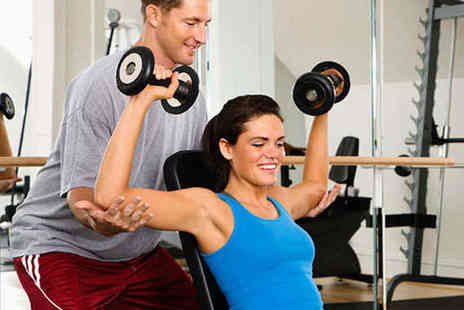 All Shapes and Sizes - A Ten Class Personal Training and Nutrition Package - Save 55%