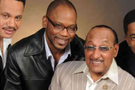 The O2 - VIP Package to See The Four Tops and The Temptations - Save 16%