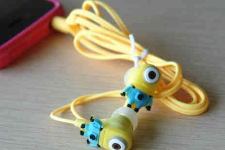 Londeal UK - Despicable Me 2 Earphones 3.5mm - Save 80%