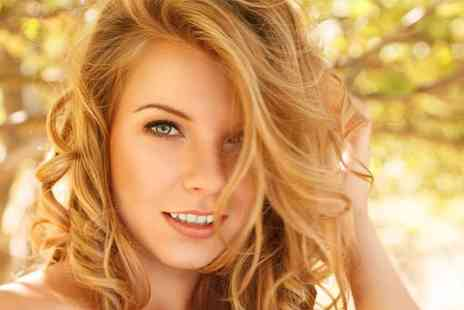 Alex Hair and Beauty - Half head of highlights a deep treatment cut and blow dry  - Save 51%