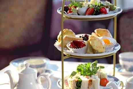 The Cock Inn - Champagne Afternoon Tea For Two - Save 40%