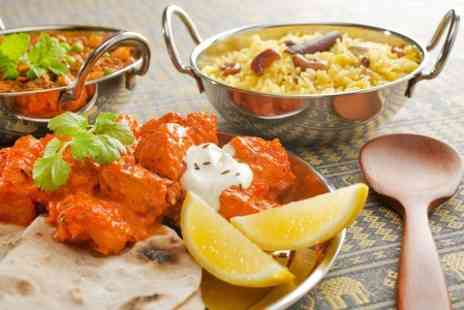 Lolita - Two Course Indian Meal - Save 50%