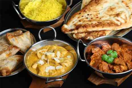Kugu Indian and Pizza Restaurant - All You Can Eat Indian and Pizza Buffet With Drinks - Save 50%