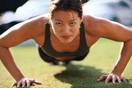 Hodge health and Fitness - Nine Boot Camp Sessions - Save 73%