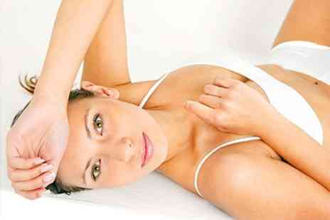 Nainas Beauty Box - IPL Hair Removal Eight Sessions on Legs Underarms and Bikini - Save 87%