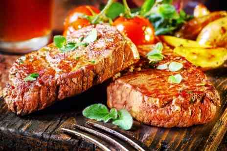 The Westbrook Inn - Mixed Grill and Wine For Two - Save 58%