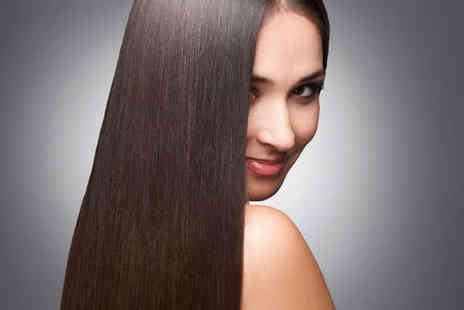 Halo Hair and Beauty - Haircut Blow Dry and Conditioning Treatment - Save 68%