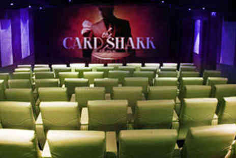The Card Shark Show - Standard Ticket - Save 50%