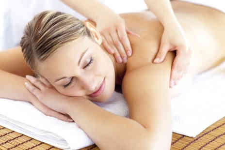 Holistic Training Courses - Half day reflexology or back neck & shoulder massage course - Save 85%