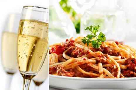 Il Toro - Italian meal for two including a glass of Prosecco - Save 52%
