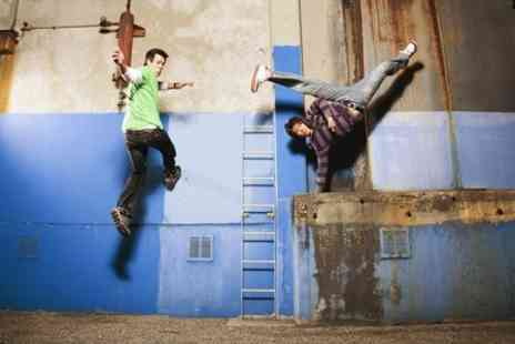 Paramount Parkour - Free Running Four Classes - Save 68%