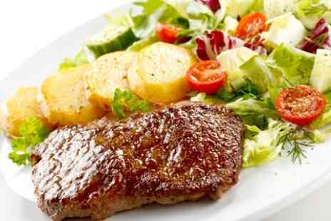 The Outback Restaurant - Australian Char Pit Meal With Sides and Drink - Save 37%