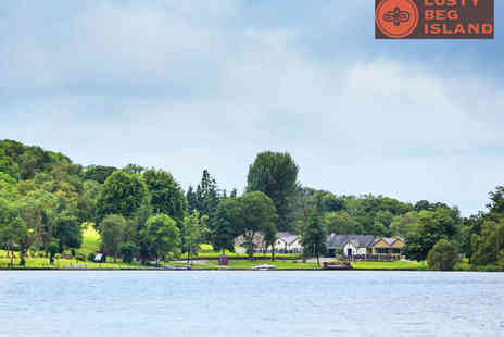 Lusty Beg Island - A Miniature Island Paradise in Lower Lough Erne - Save 52%