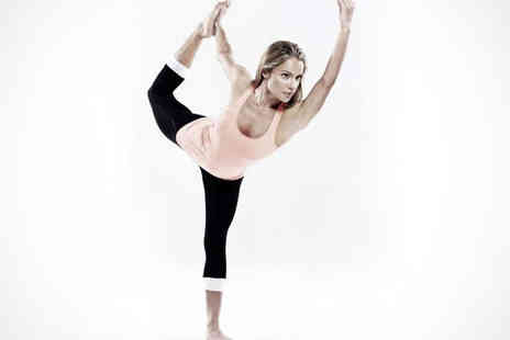 Lindsay Jay Fitness - Ten Yoga Classes - Save 80%