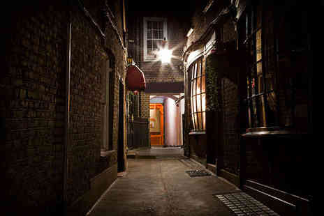 Jack the Ripper Tour from London Premier Walking Tours - Two Hour Jack the Ripper Tour for One Child  - Save 40%