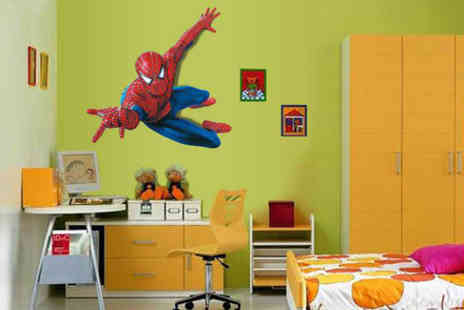 Londeal UK - Amazing Spider Man Large Wall Sticker - Save 71%