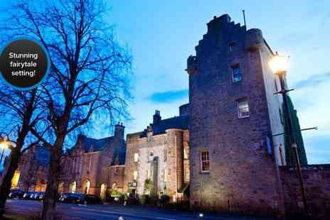 Dornoch Castle Hotel - Two night escape for two - Save 48%