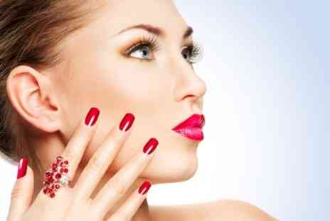 Lip Couture - Shellac Nails for Hands or Feet - Save 64%