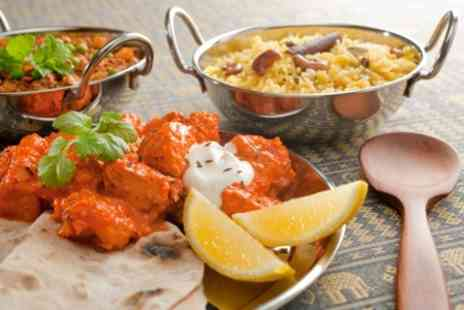 Bibiana Lounge - Two Course Indian Meal For Two - Save 24%