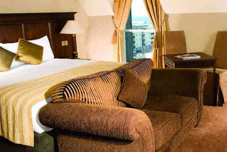 Royal Marine Hotel - One Stay for Two People with Daily Full Irish Breakfast - Save 50%