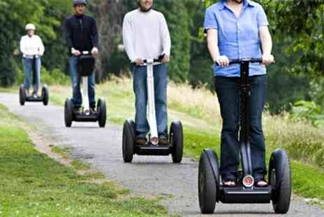 Segwayz - One Hour Segway Experience For One - Save 32%