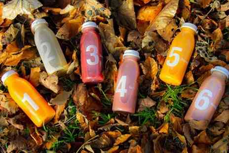 Soulmatefood - Juice Cleanse Programme Three Day - Save 60%