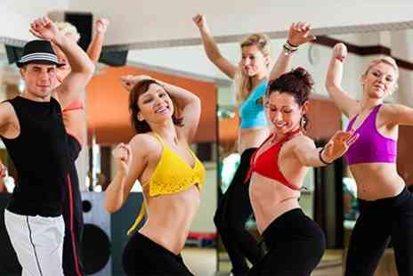 Liza Zumba classes - Ten 60 minute Zumba Sessions  - Save 71%