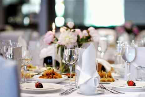 Banqueting and Conference Suites - Wedding With Meal and Drinks For 50 Guests - Save 57%