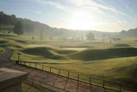 Woldingham Golf Club - Day of Golf For Two - Save 70%