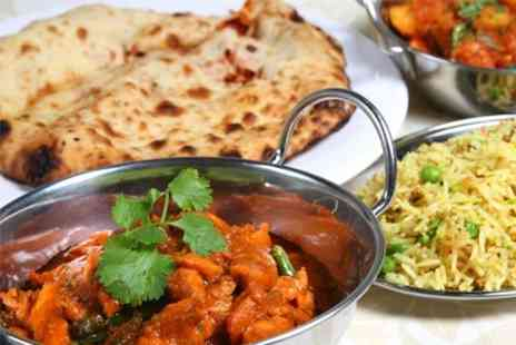 Cinnamon Lounge - Two Course Indian Meal For Two - Save 55%
