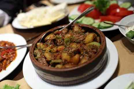 Armenian Taverna - Meze Lunch With Drink One - Save 47%