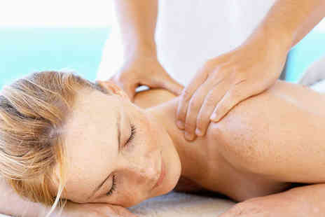 Blue Morpho Body and Mind Centre - Hour Long Swedish Deep Tissue or Sports Massage - Save 58%
