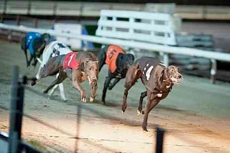 Coventry Dogs - Greyhound Racing With Drinks For Two - Save 64%