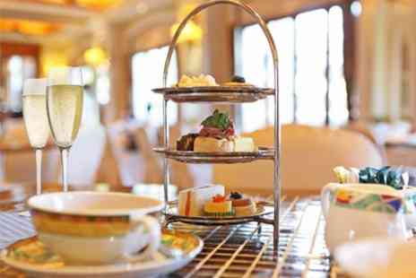 Autograph - Afternoon Tea With Bucks Fizz For Two or Four - Save 50%