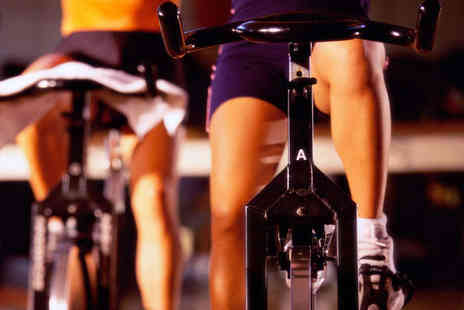 Soul4Cycle - Five Indoor Cycling Classes - Save 49%